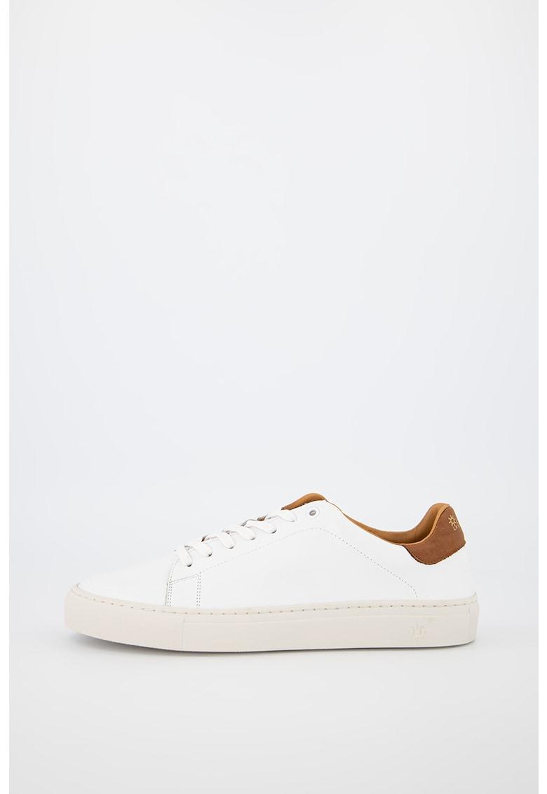 Pantofi sport de piele cu brant moale Numantia