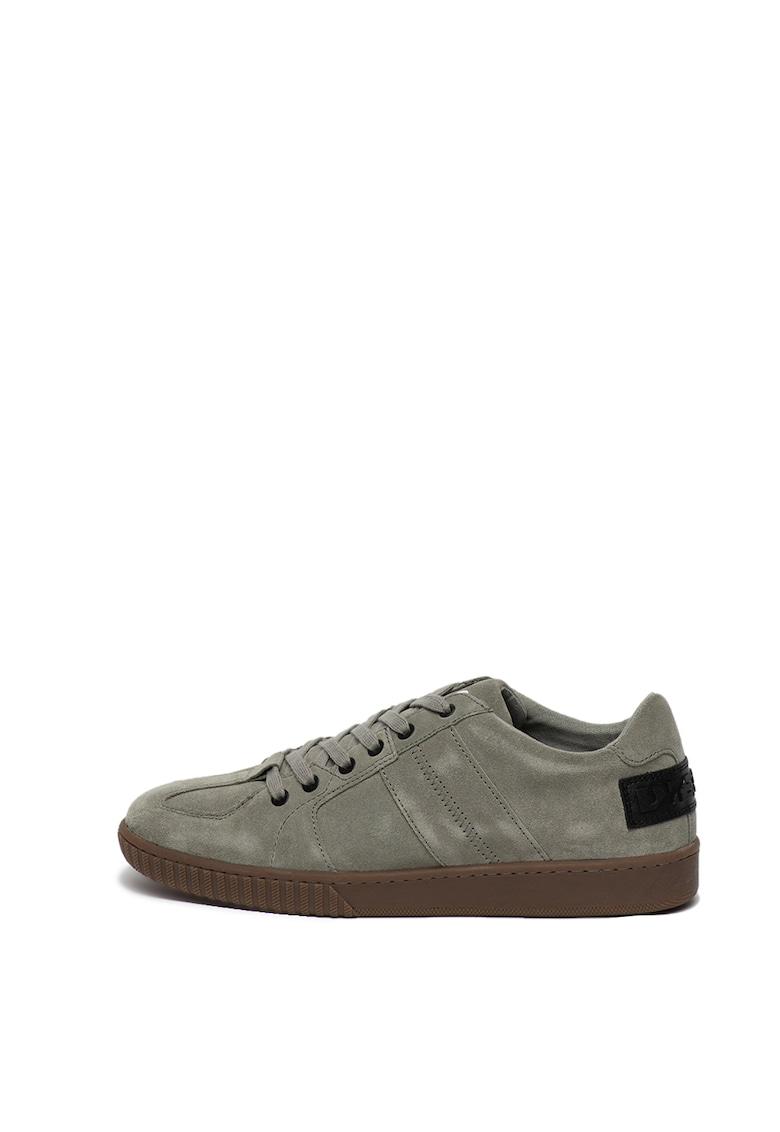 Pantofi sport de piele intoarsa Millenium