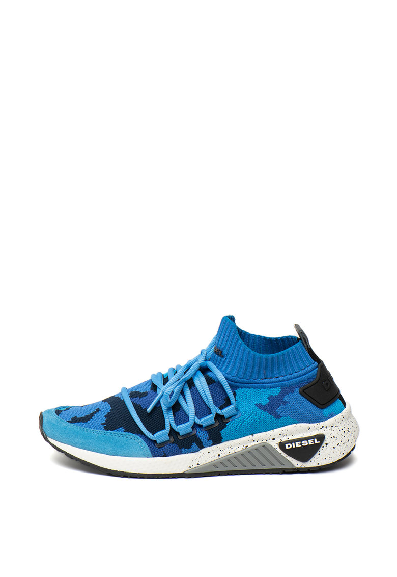 Pantofi sport slip-on - tip soseta tricotata KB