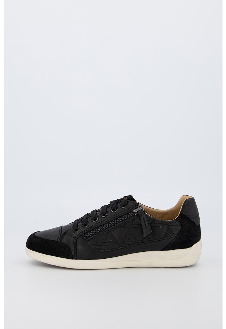 Pantofi sport cu fermoar decorativ Myria