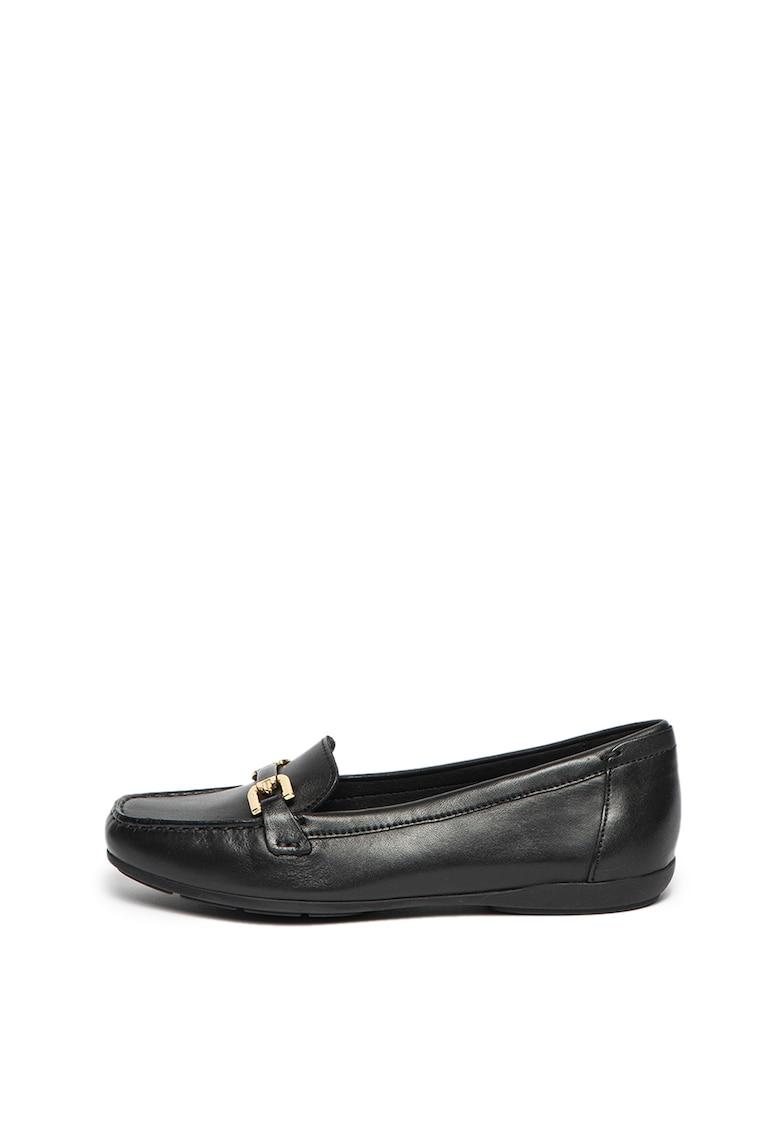 Geox Pantofi loafer de piele Annytah