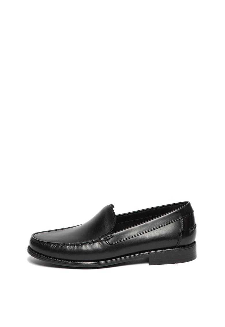 Pantofi loafer de piele Damon imagine
