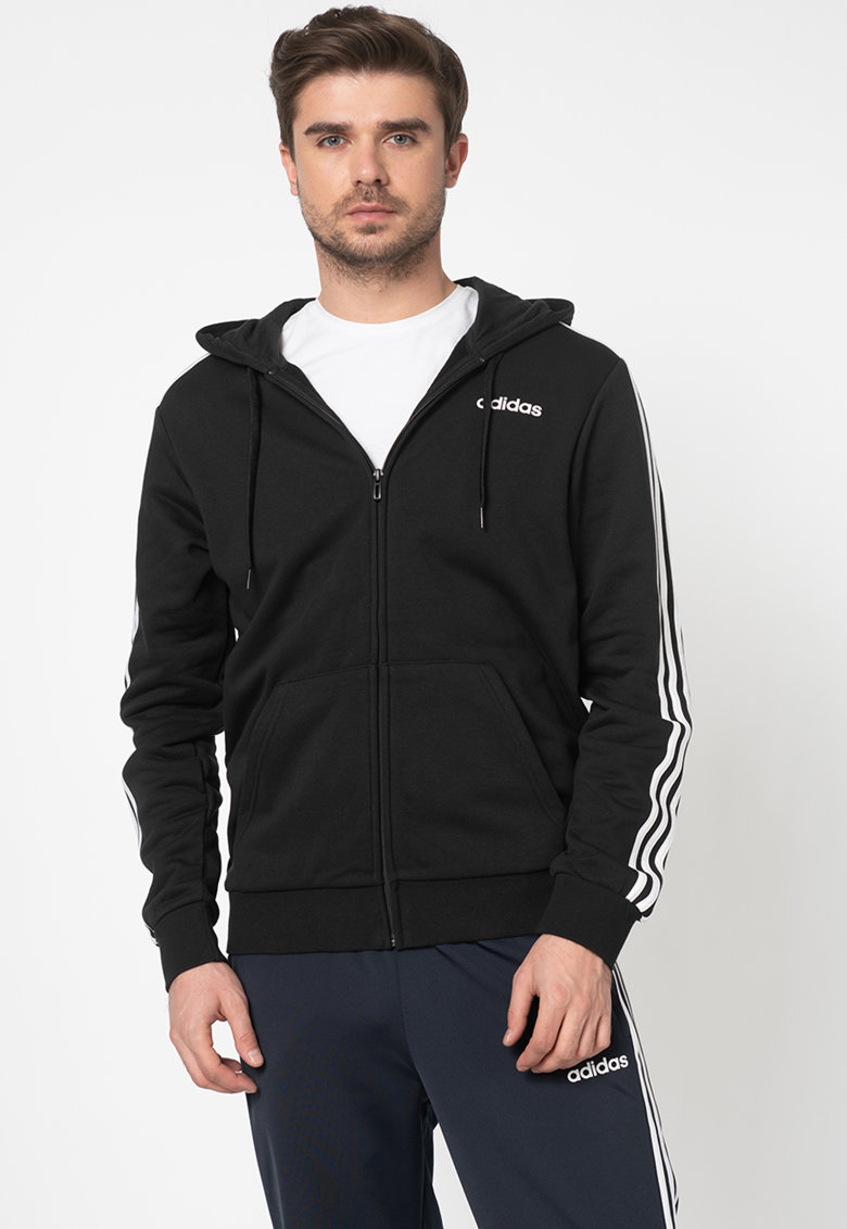 Adidas PERFORMANCE Hanorac cu maneca lunga si fermoar