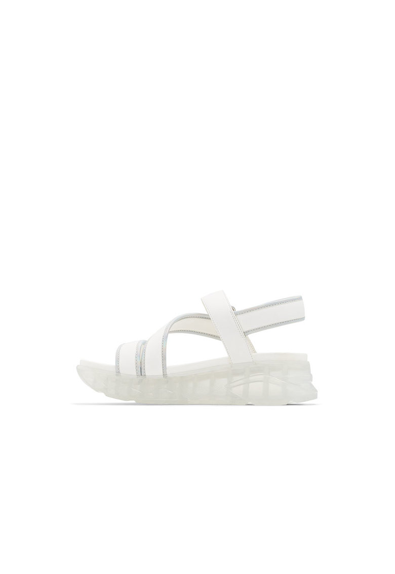 Sandale din piele ecologica Diosma