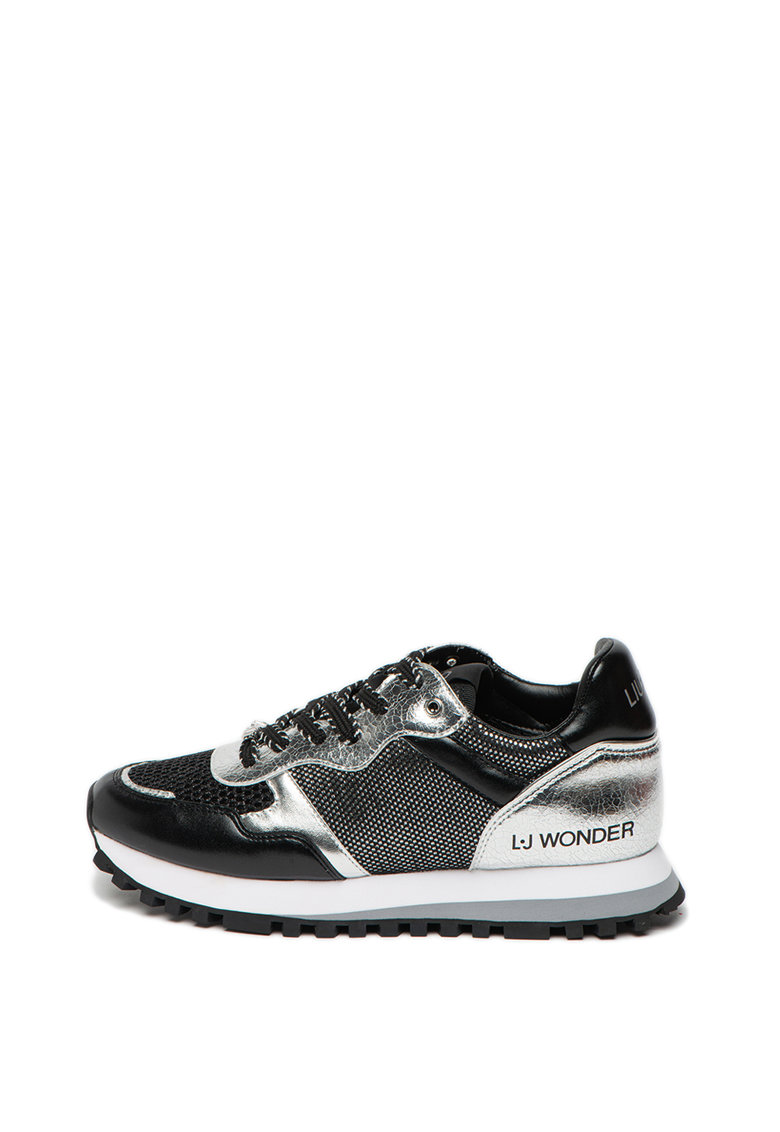 Pantofi sport cu garnituri stralucitoare Wonder 2.0