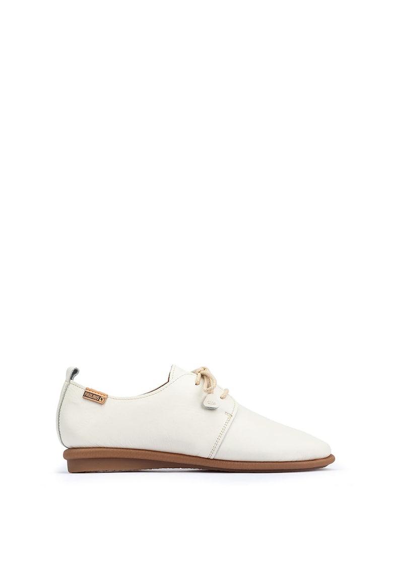Pantofi casual de piele Calabria