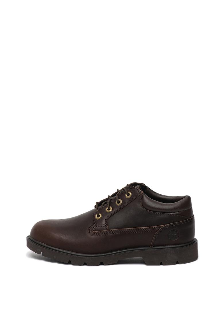 Pantofi casual de piele Basic