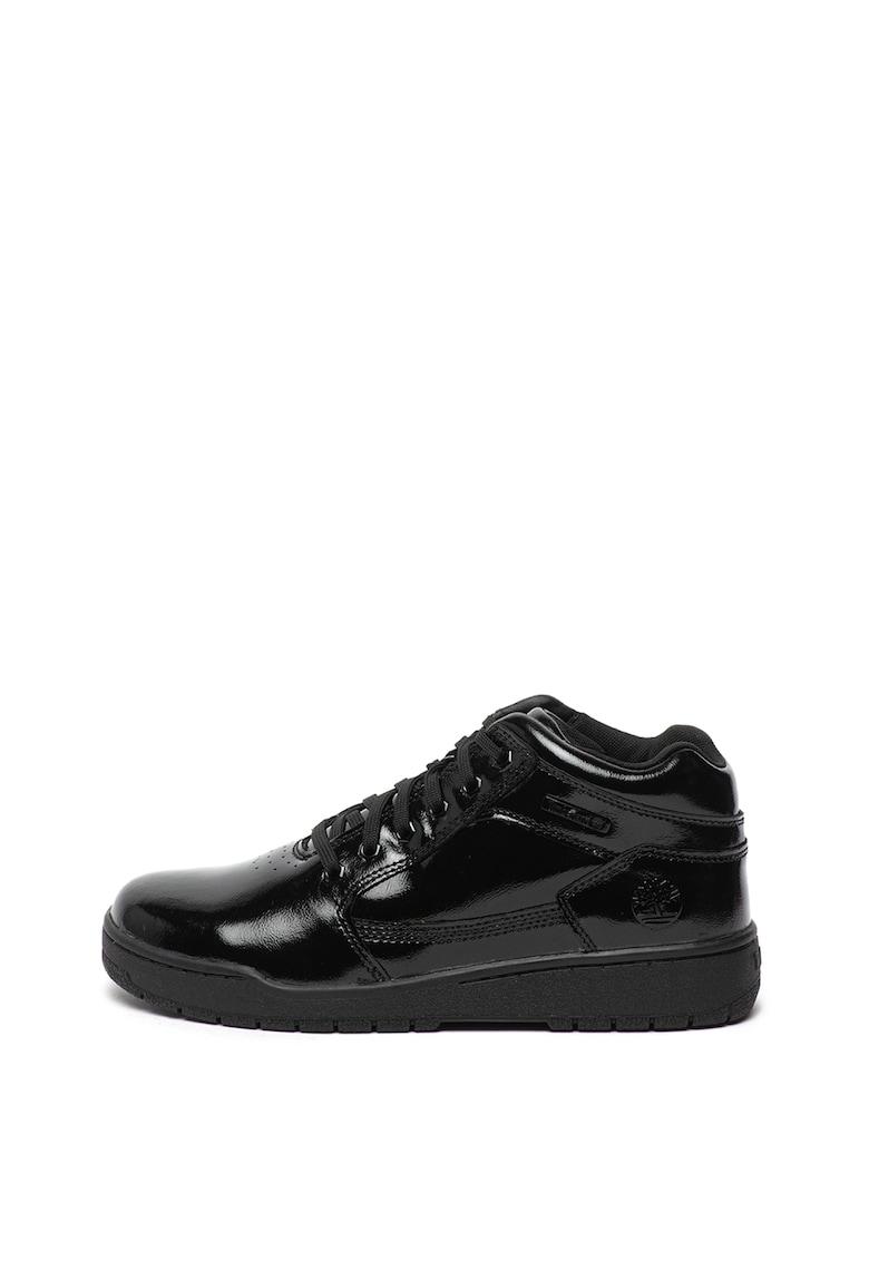 Pantofi casual de piele lacuita Bridgton