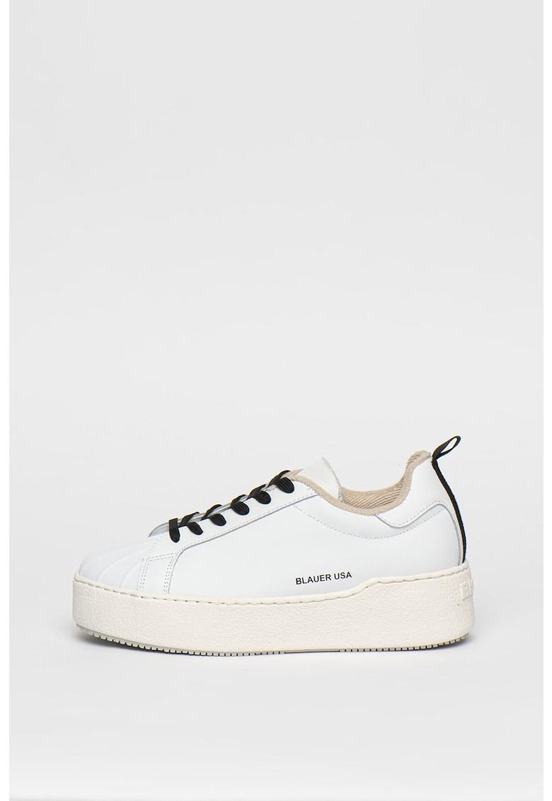 Pantofi sport de piele Madeline imagine
