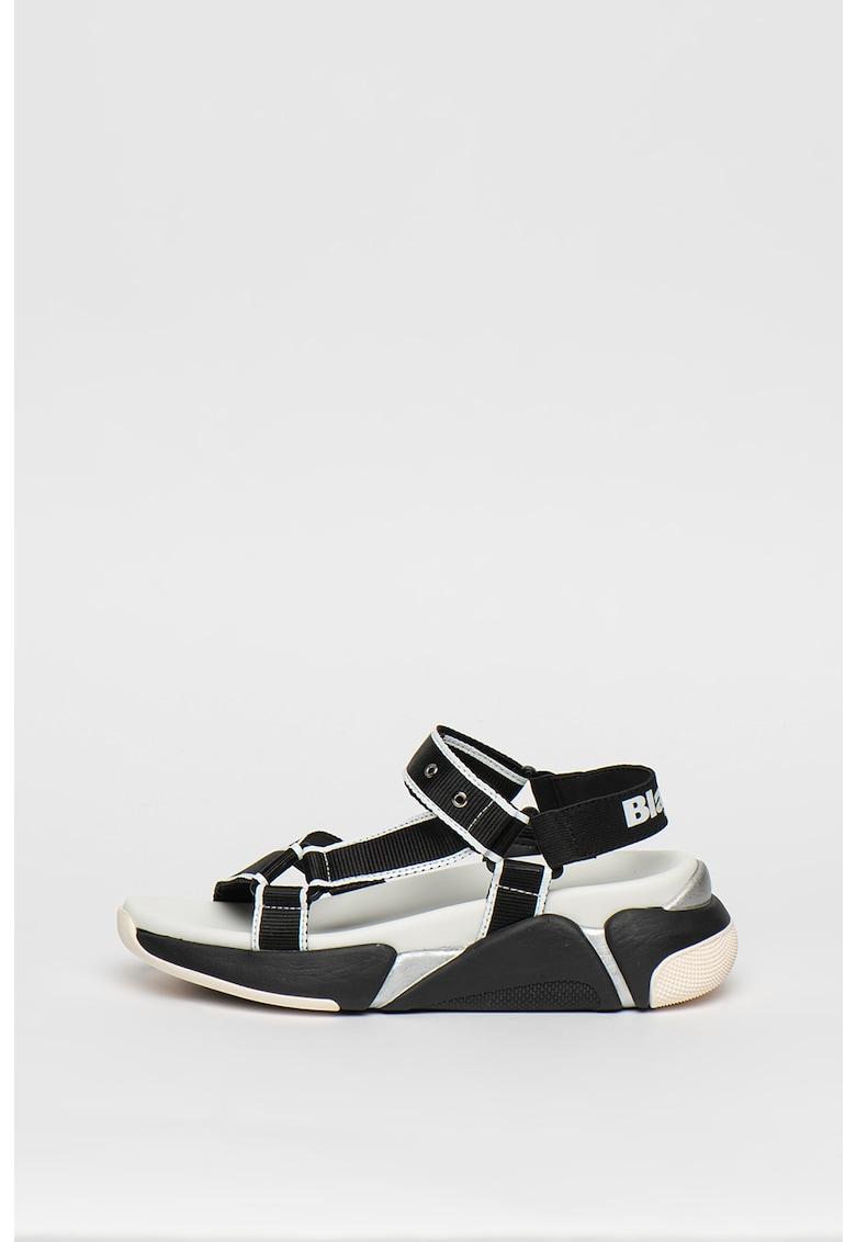 Sandale wedge Monroe