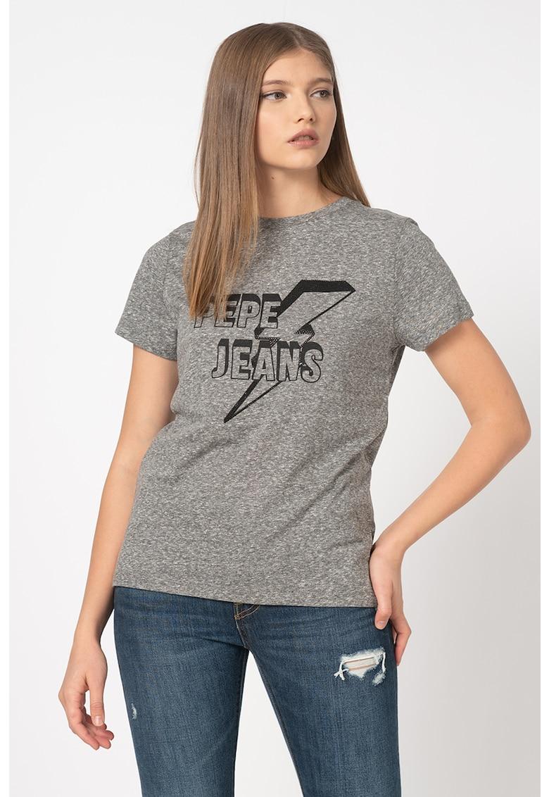 Tricou cu imprimeu logo Clover