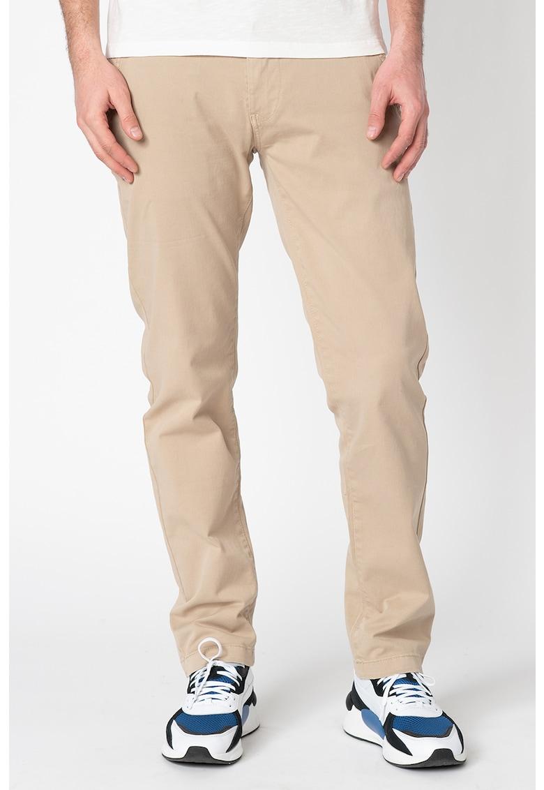 Pantaloni chino regular fit Sloane