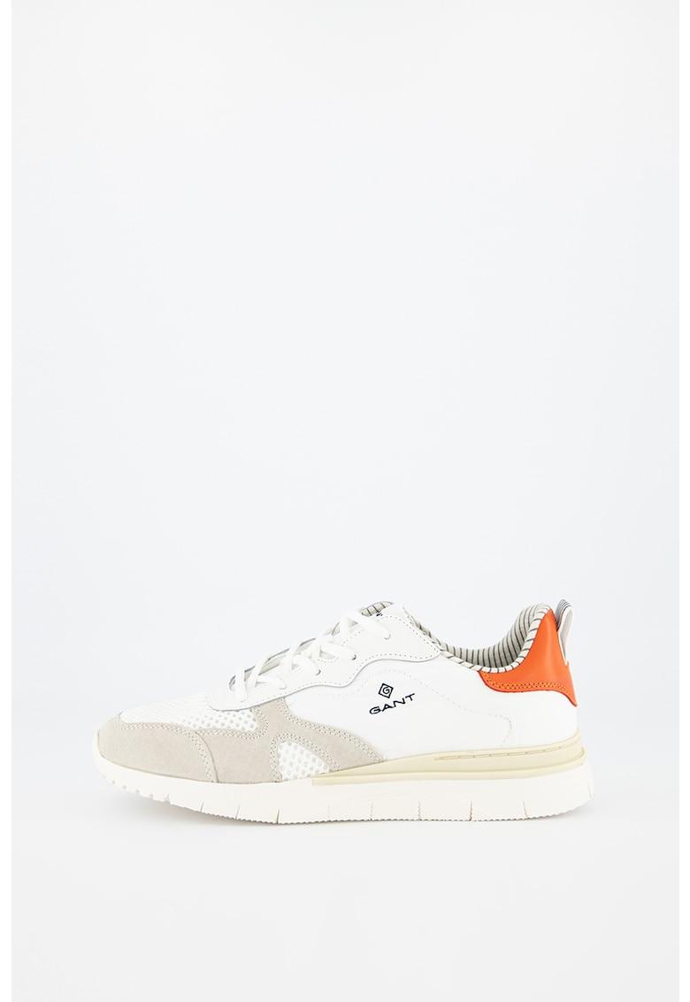 Pantofi sport cu garnituri de piele Mc Park