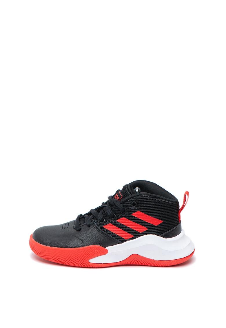 Adidas PERFORMANCE Pantofi sport inalti cu calapod lat Own The Game