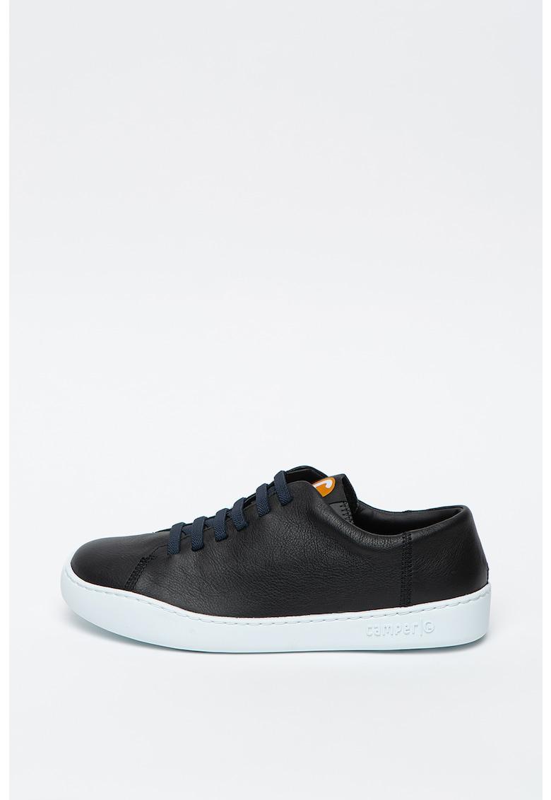 Pantofi sport usori de piele Peu Touring