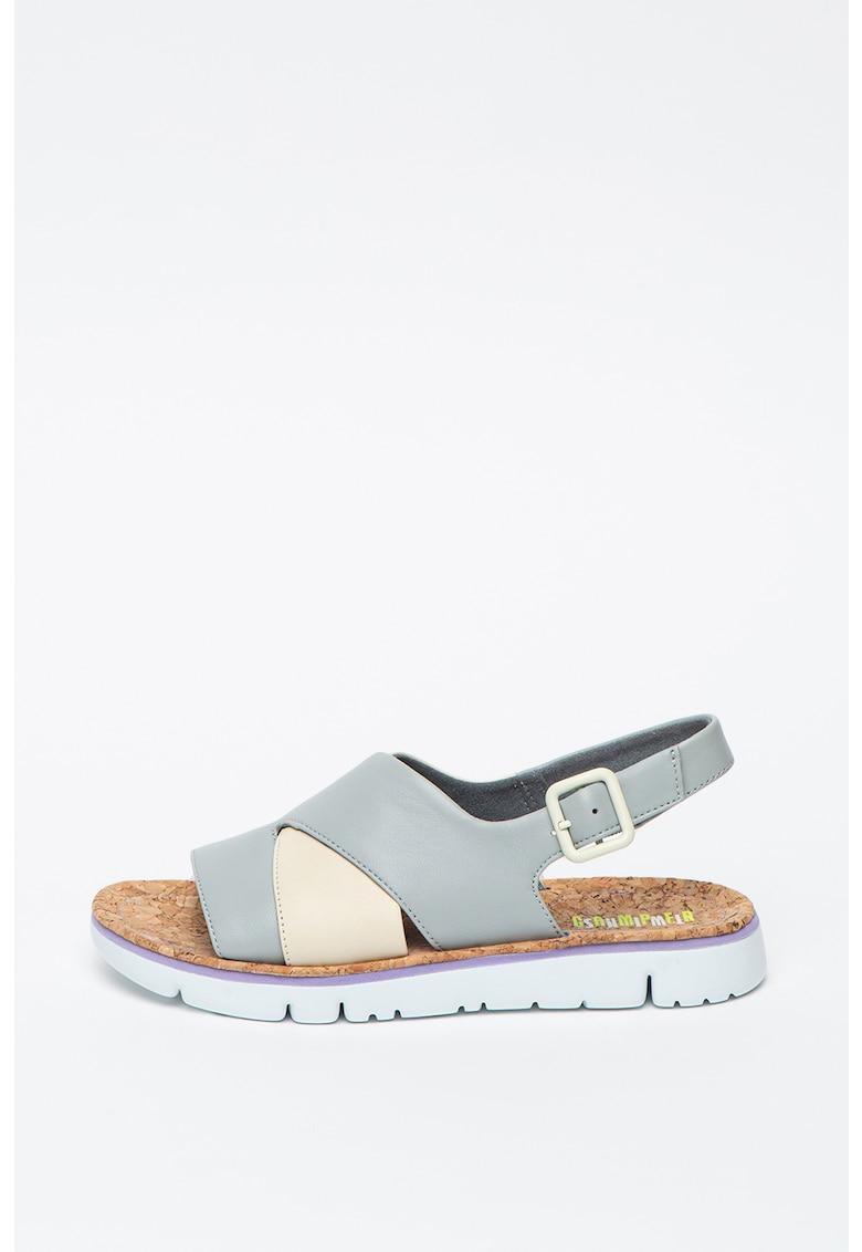 Sandale din piele Tws