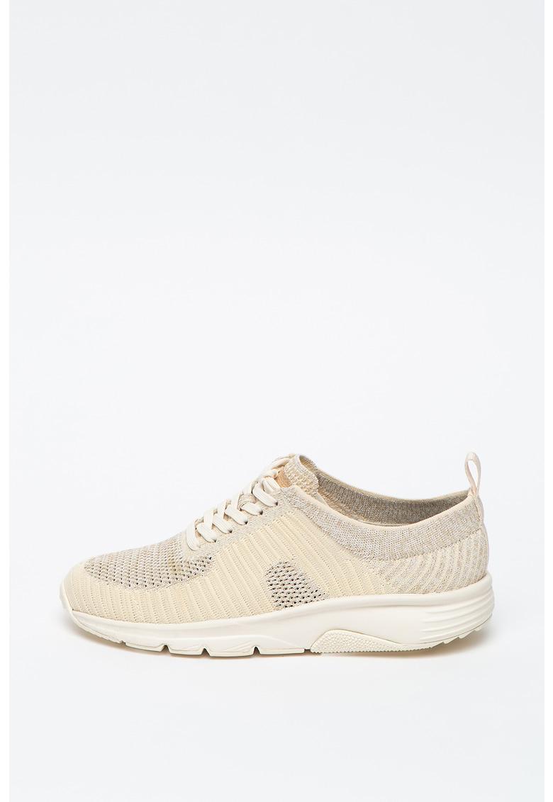Pantofi sport din material textil cu insertii din plasa Drift imagine