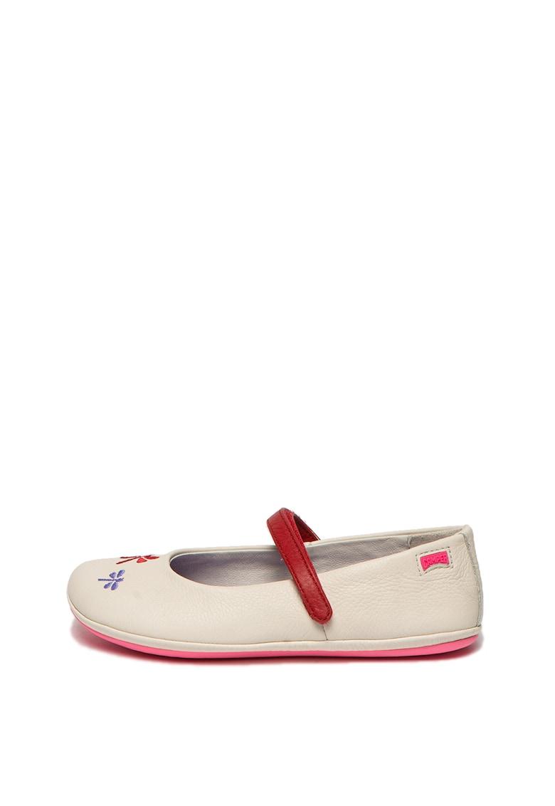 Pantofi Mary Jane de piele TWS