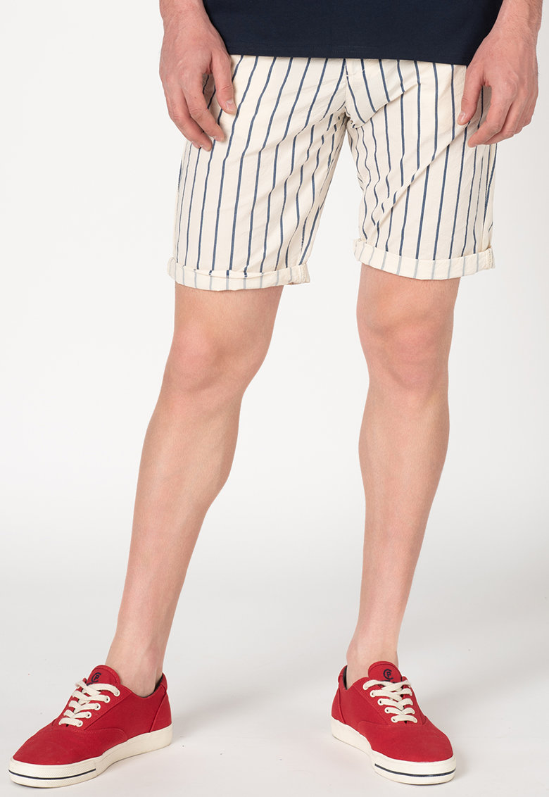 Pantaloni scurti in dungi