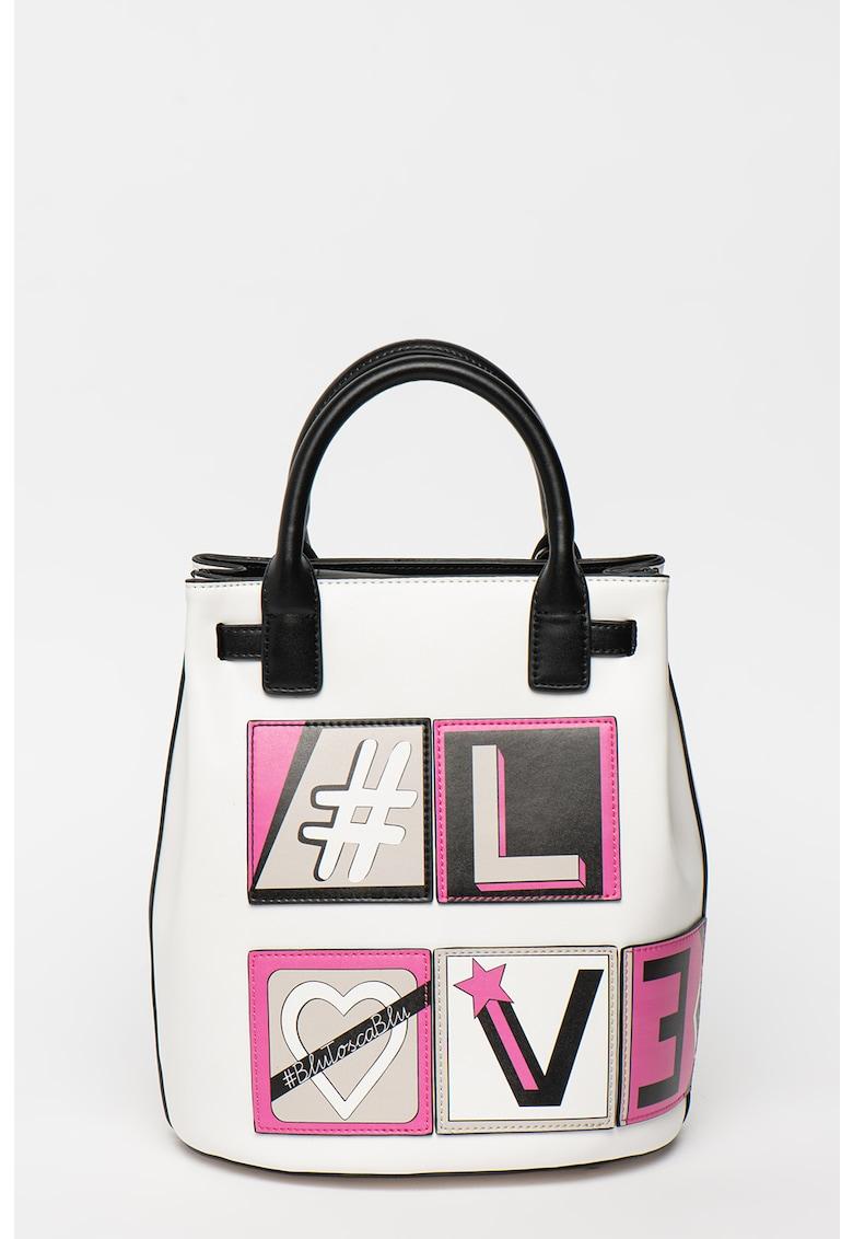 Geanta bucket Think Pink