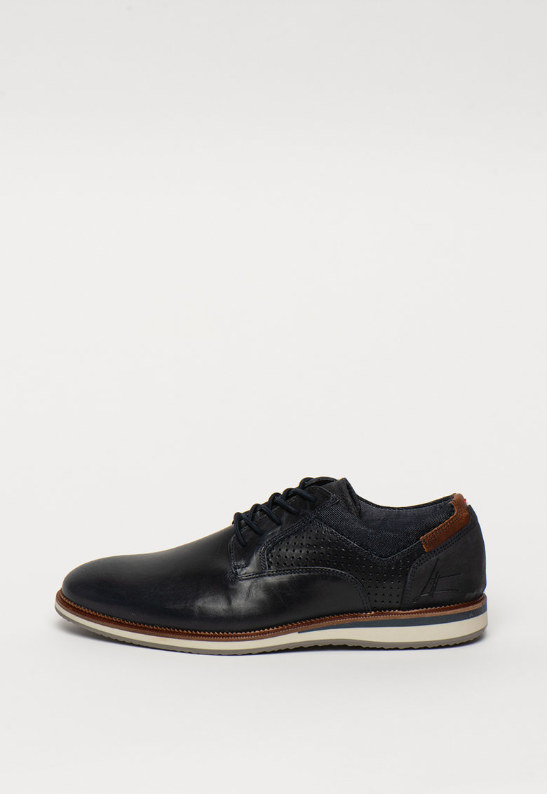 Bullboxer Pantofi derby de piele - realizati manual