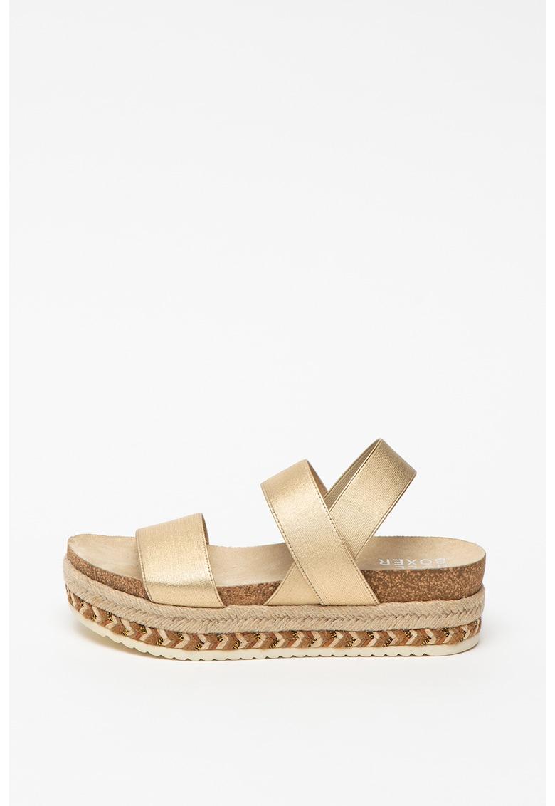 Sandale wedge imagine fashiondays.ro