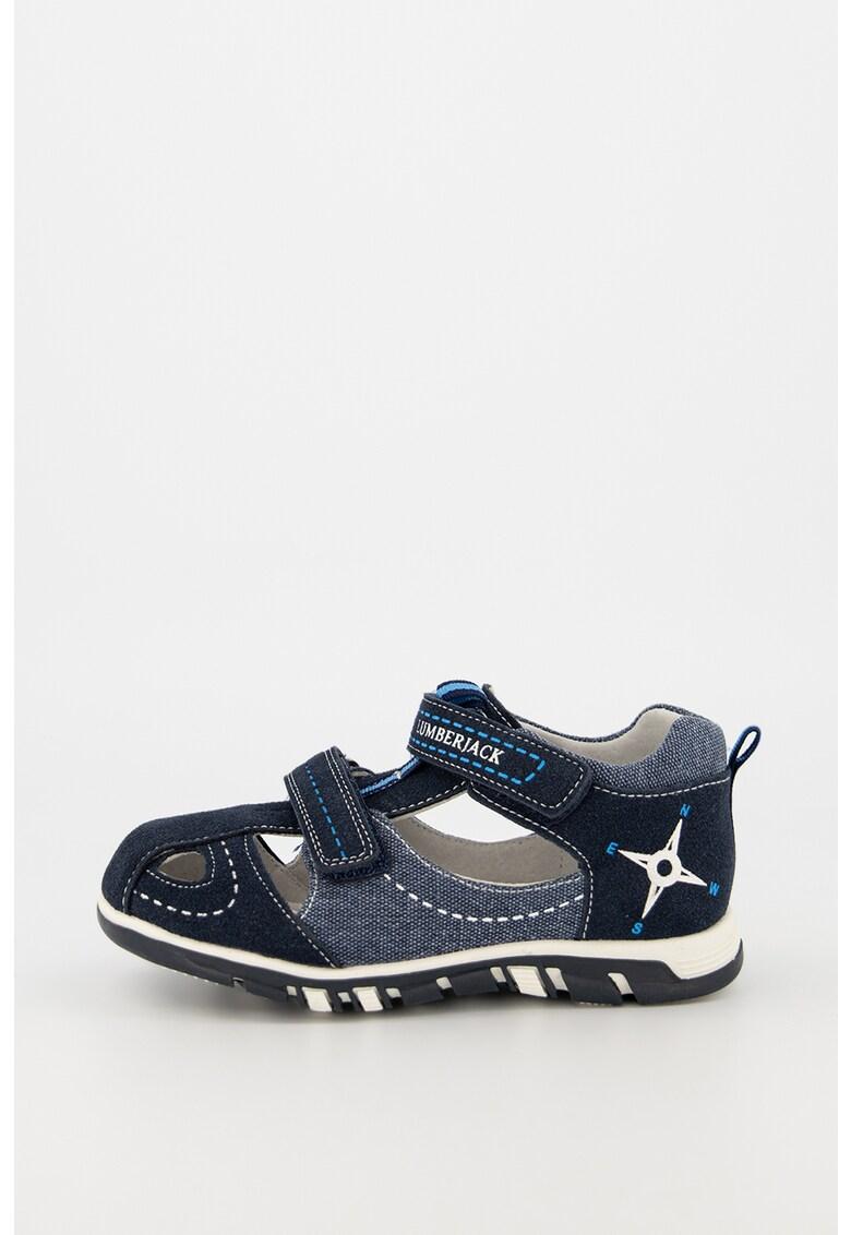 Sandale cu velcro Billy poza fashiondays