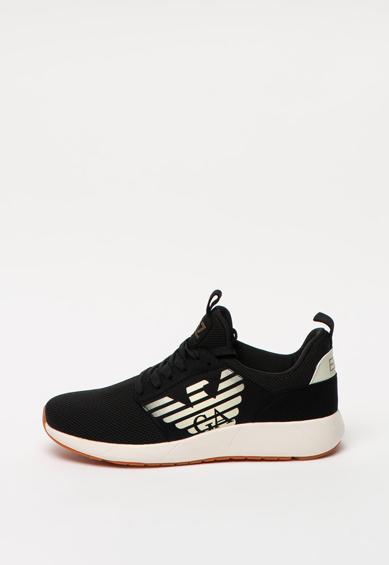 Pantofi sport slip-on de plasa