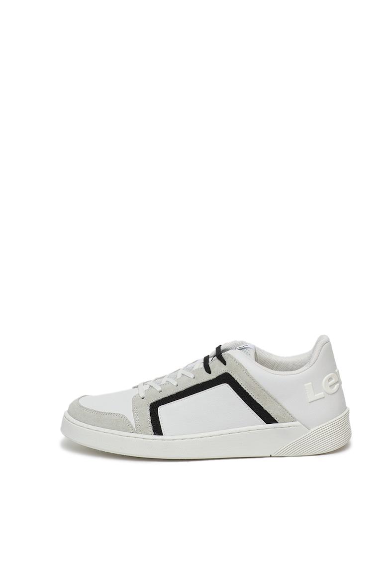 Pantofi sport de piele ecologica Mullet 2.0 imagine