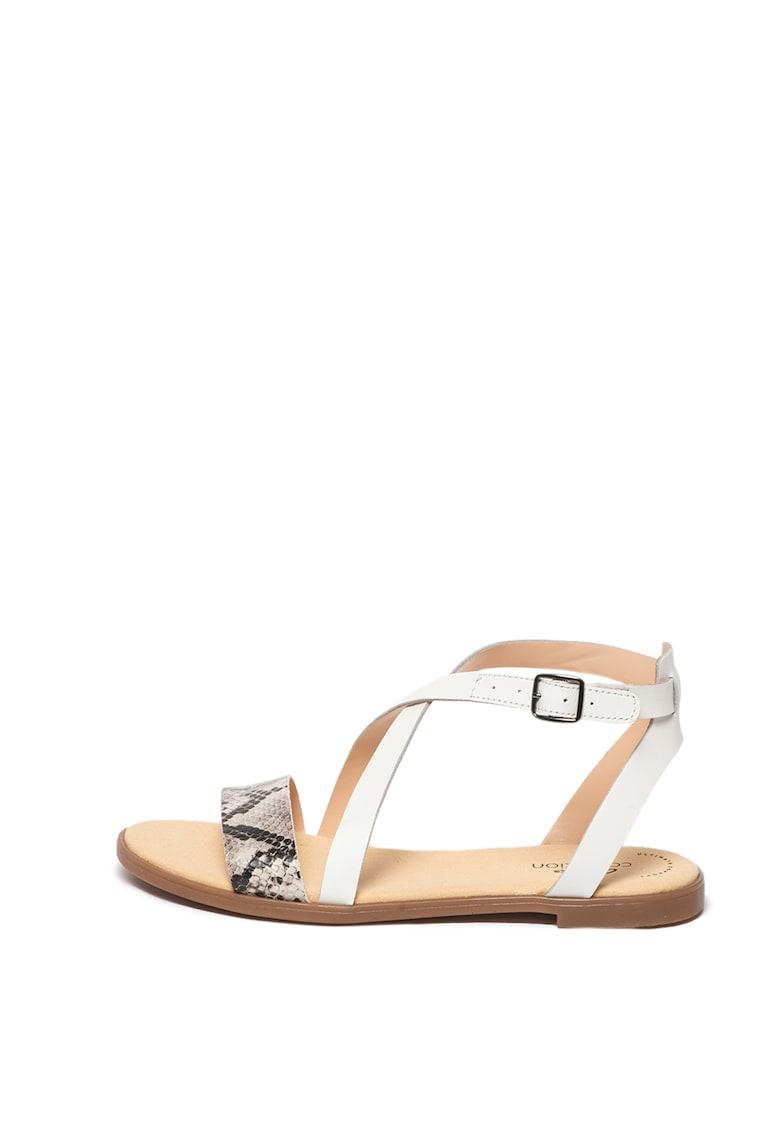 Sandale din piele Bay Rosie