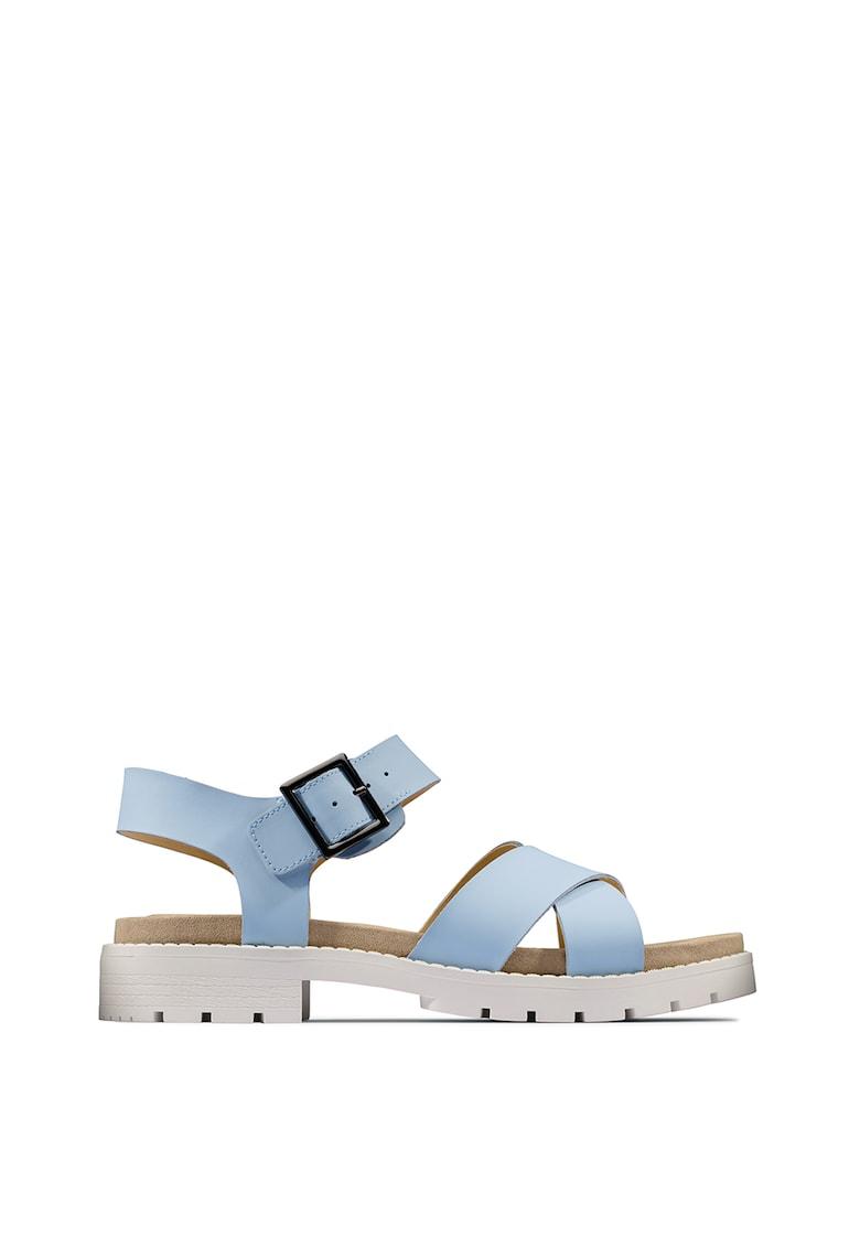 Sandale de piele Orinoco