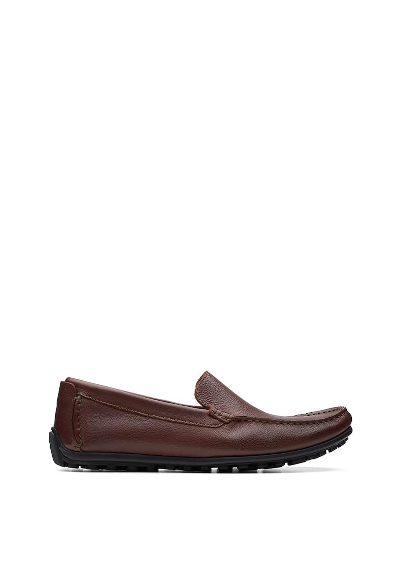Pantofi loafer de piele Hamilton Free imagine