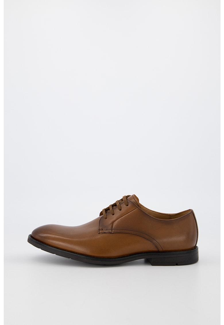 Pantofi derby de piele Ronnie Walk imagine