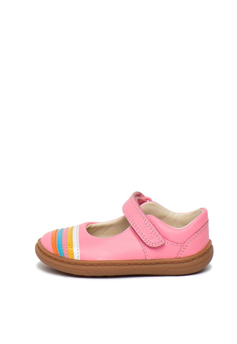 Pantofi Mary Jane Flash Rain
