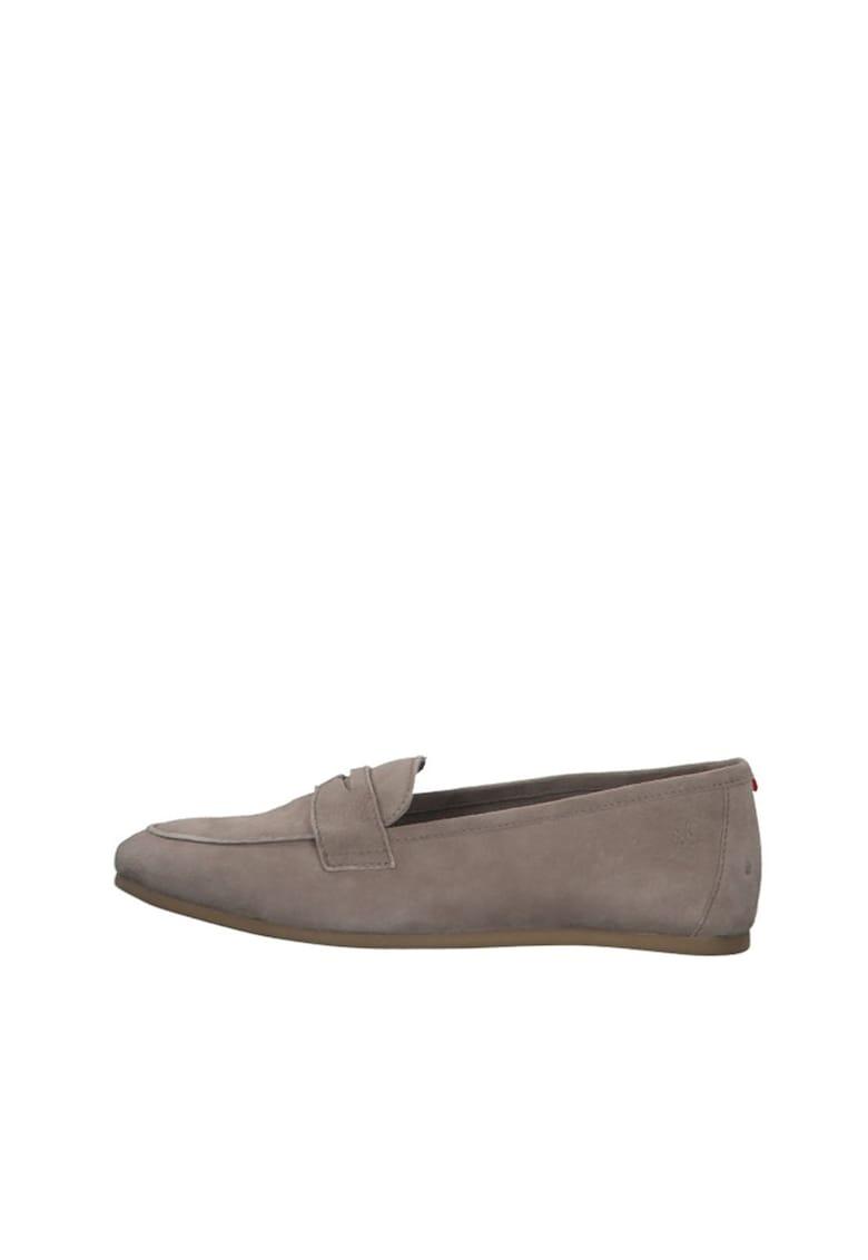 Pantofi loafer de piele fashiondays.ro