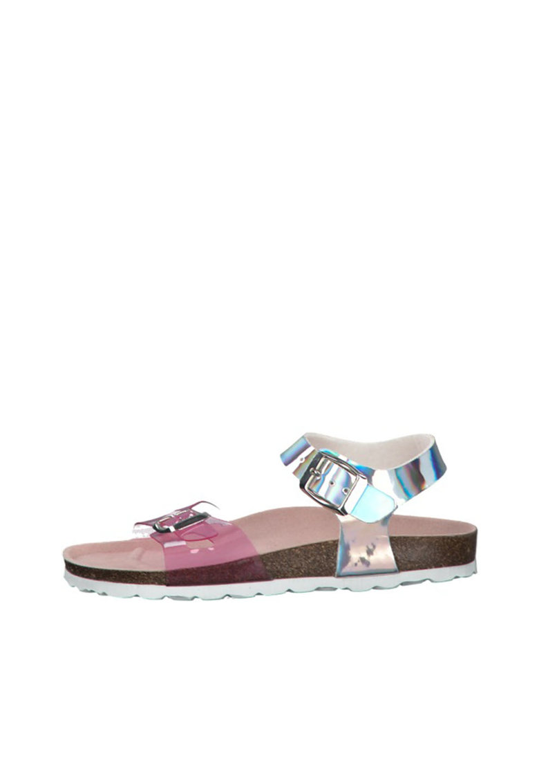 Sandale cu talpa plata si brant anatomic imagine fashiondays.ro