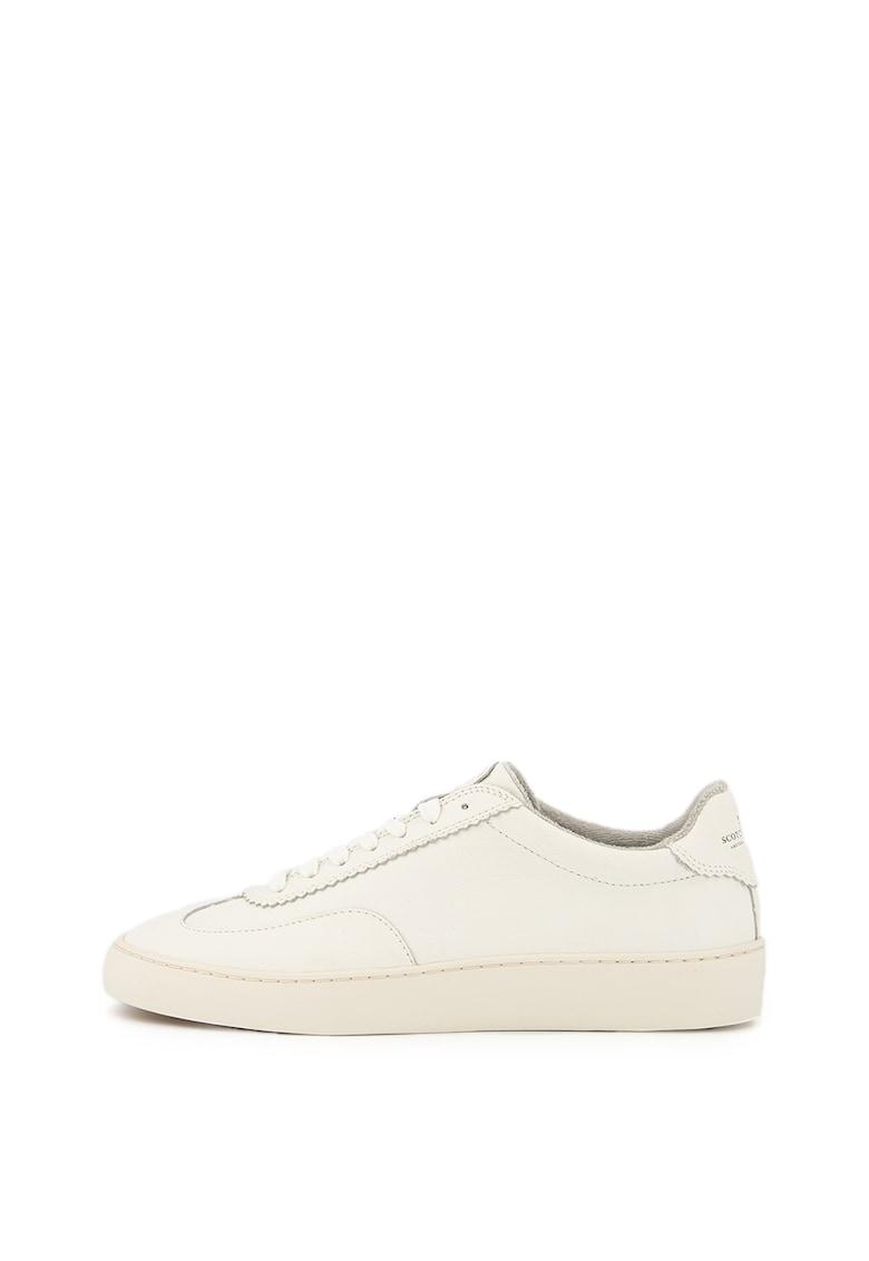 Pantofi sport din piele Plakka