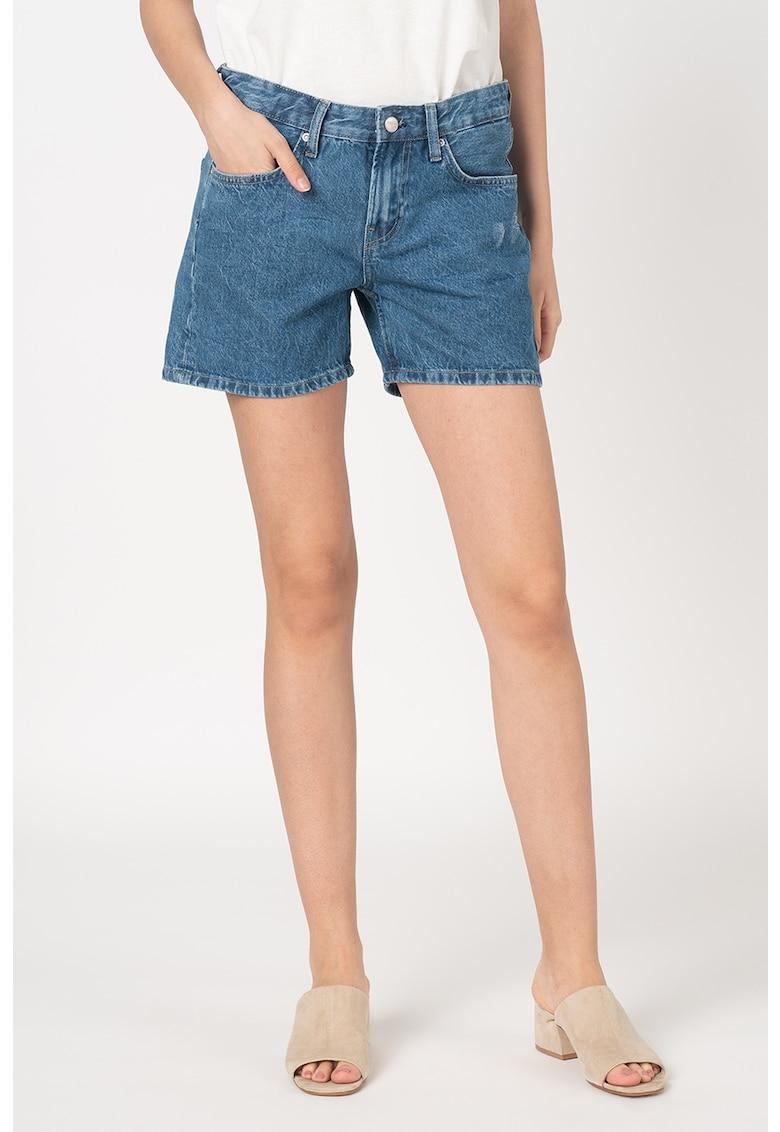 Pantaloni scurti din denim Mable