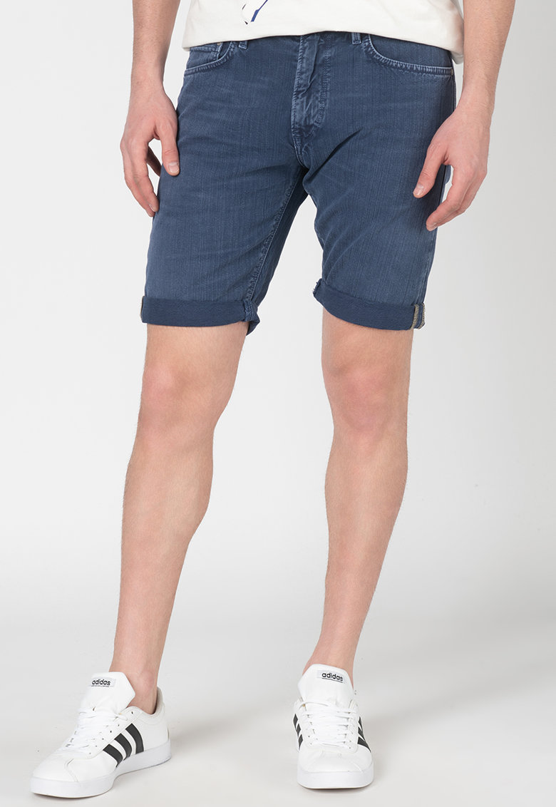 Pantaloni scurti din denim regular fit Stanley