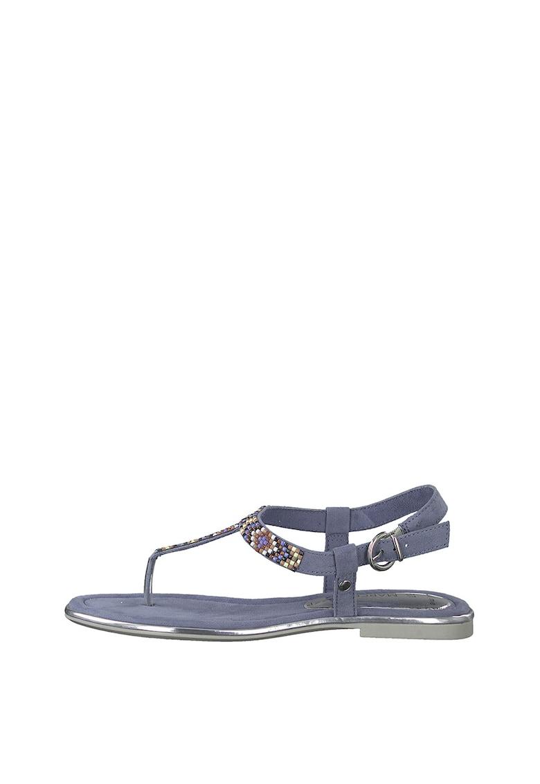 Sandale cu bareta separatoare