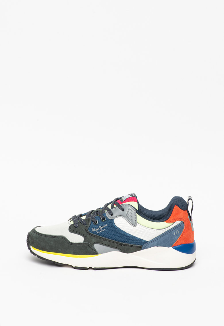Pantofi sport cu detalii reflectorizante Blake X73