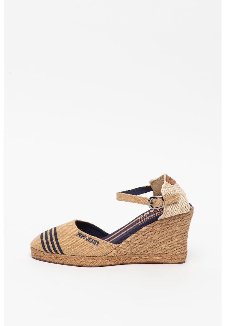 Sandale wedge Wendy