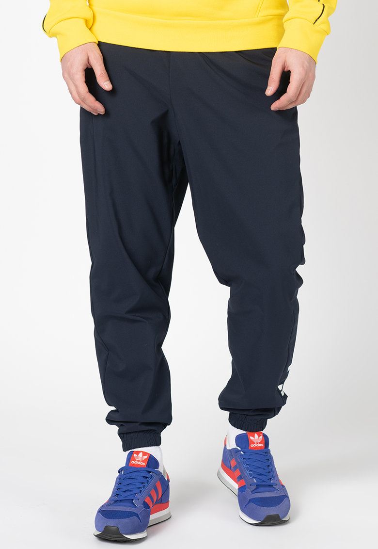 Pantaloni sport cu aplicatie logo thumbnail