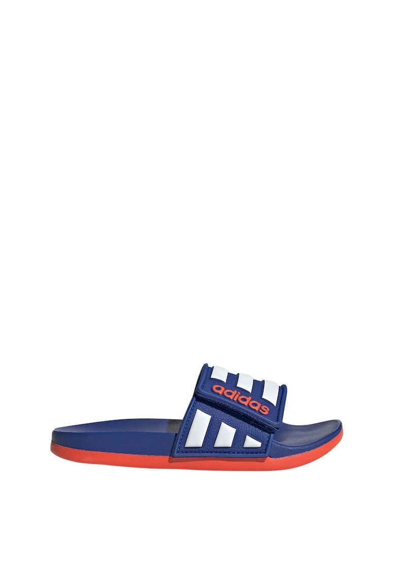 Papuci cu velcro - pentru inot Adilette imagine fashiondays.ro 2021