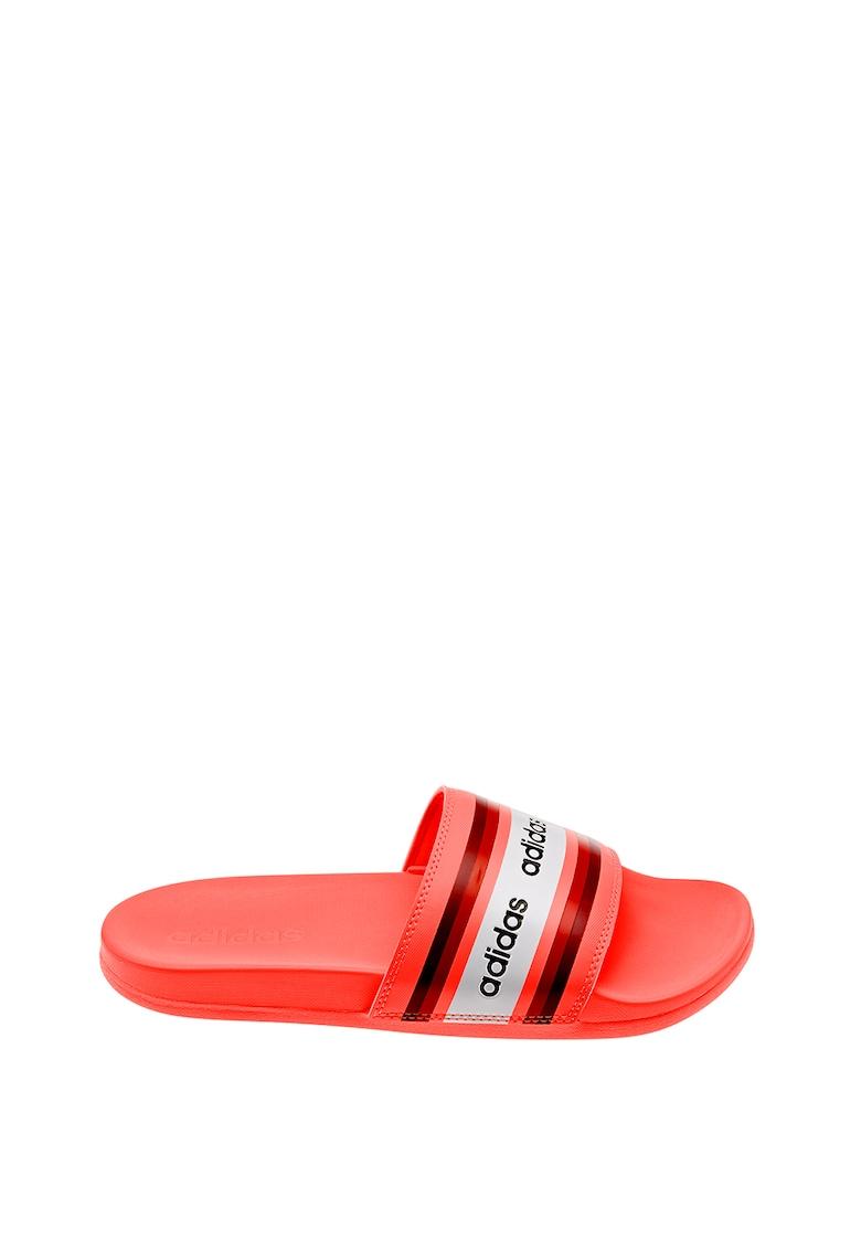 Papuci cu logo - pentru inot Adilette