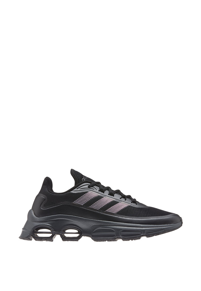 Pantofi unisex cu insertii de plasa - pentru alergare Quadcube imagine