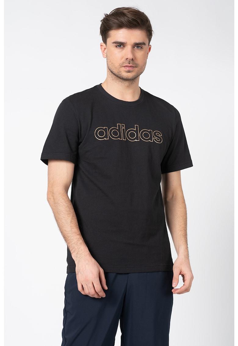 Tricou cu imprimeu logo - pentru antrenament Essentials thumbnail