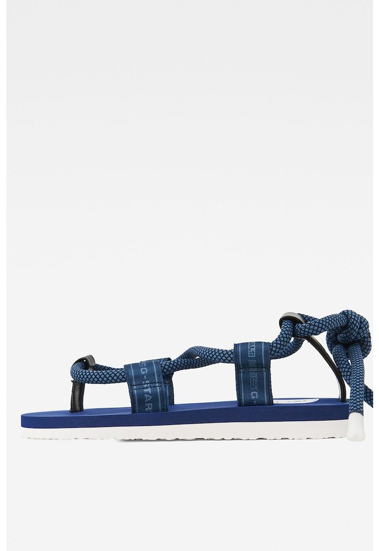 Sandale cu cordon infasurabil G-Star-RAW imagine 2021