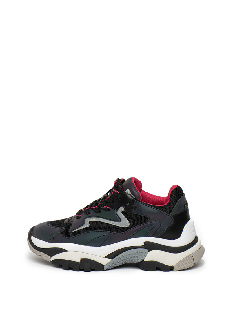 Pantofi sport cu aspect irizat Addict