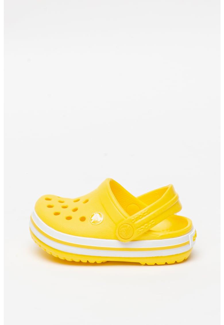Saboti slingback Crocband imagine fashiondays.ro
